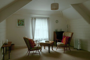 Therapy room 2 at the Nautilus Rooms Totnes